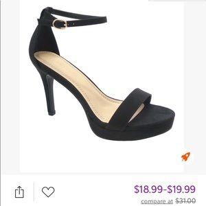 NIB AMORA Sandals